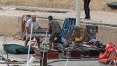 Katastrofa łodzi z migrantami u wybrzeży Lampedusy