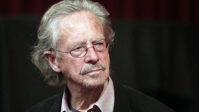 Peter Handke z literacką Nagrodą Nobla 2019