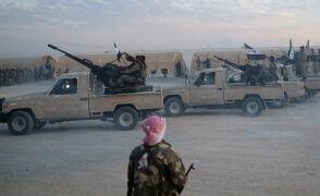 Turcy rozpoczęli ofensywę w Syrii
