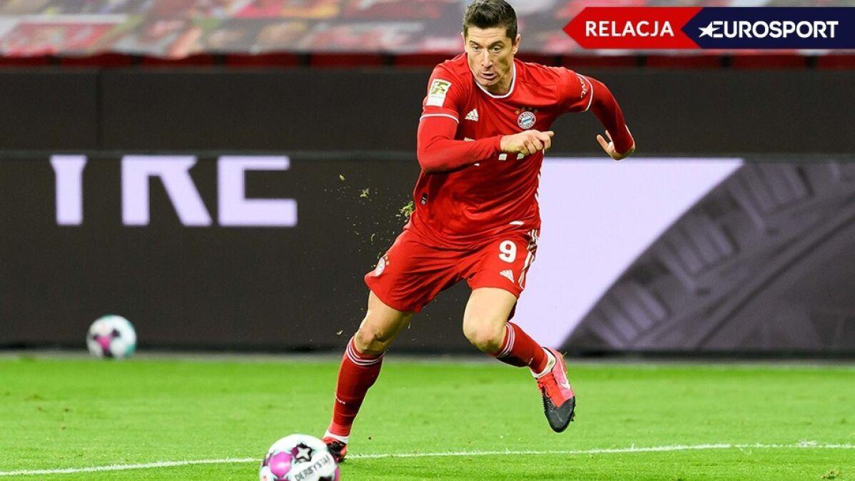 Nie minął nawet kwadrans. Lewandowski z kolejnym golem w Bundeslidze