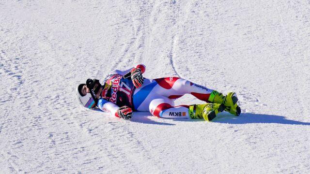 Poważne obrażenia alpejczyka po makabrycznym wypadku