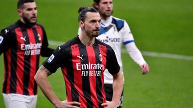 Milan rozbity u siebie.  Inter jego potknięcia nie wykorzystał