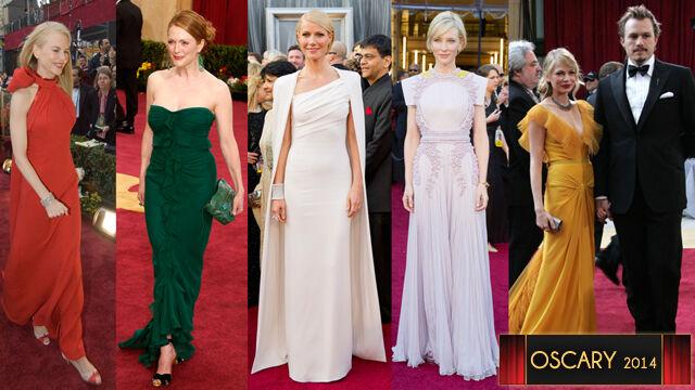 One walczą o Oscara, ich suknie o nieśmiertelność. Oto zwyciężczynie dekady