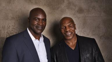 Holyfield chce trzeciej walki z Tysonem.