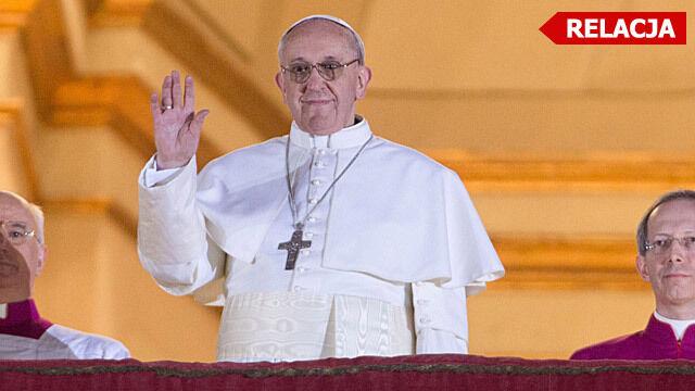 Nowym papieżem Argentyńczyk Jorge Mario Bergoglio. Przyjął imię Franciszek