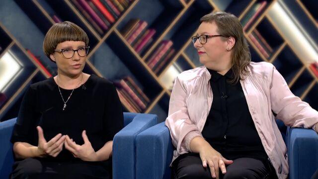 "Joanna Mueller i Joanna Łańcucka gośćmi ""Xięgarni"""