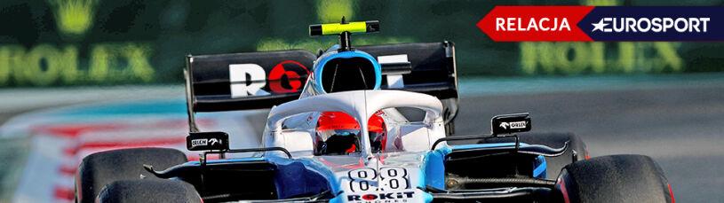 Grand Prix Abu Zabi (RELACJA)