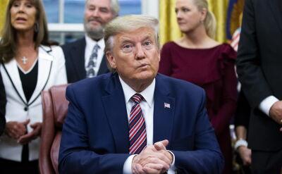 Sąd Najwyższy zdecydował w sprawie Donalda Trumpa