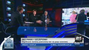 W Polsce bez paniki, ale z