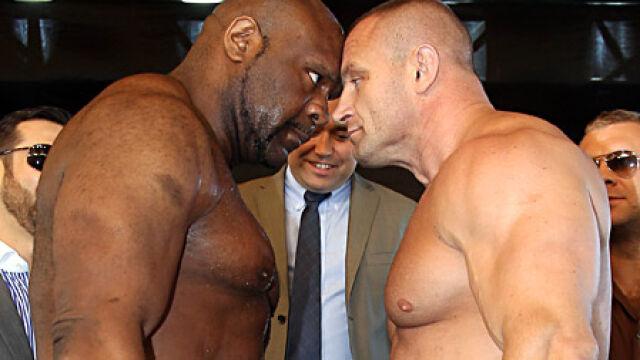 """""""Pudzian"""" pobił """"Bestię"""". Chalidow do UFC?"""