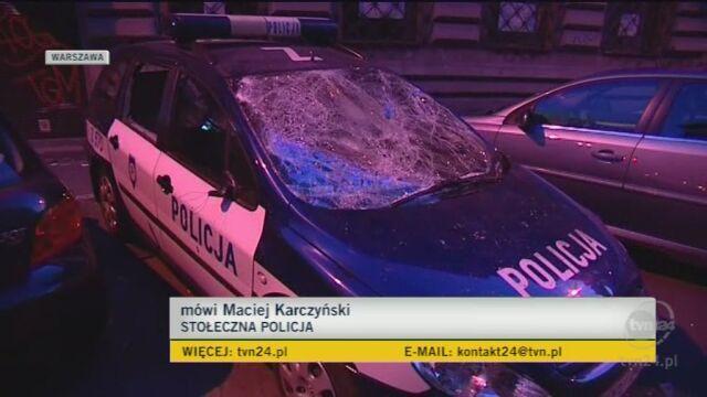 Sytuacja jest już opanowana - Karczyński KSP (TVN24)