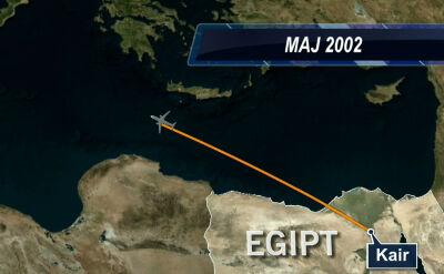 To nie pierwszy incydent z udziałem egipskiego przewoźnika