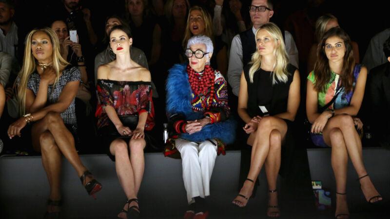 """""""Iris"""" - film dokumentalny o amerykańskiej ikonie mody"""