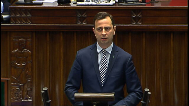 Kosiniak-Kamysz: To wystąpienie pani premier jest zagrożeniem dla polskiej suwerenności