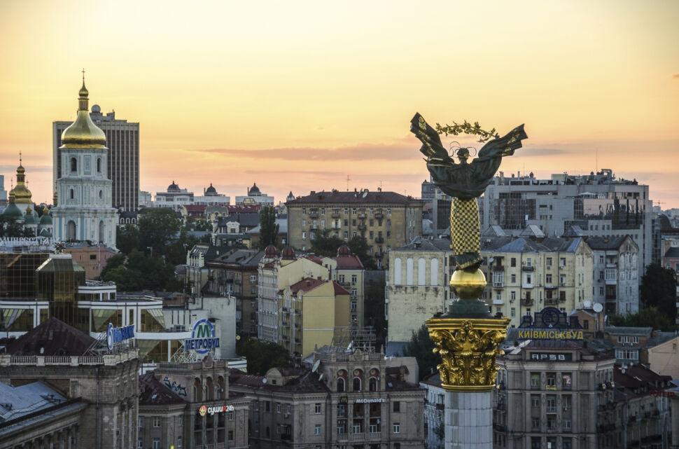 Ukraina skarży Rosję do Trybunału w Hadze