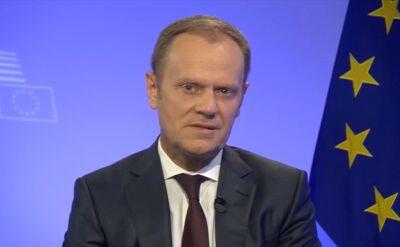 """Tusk zwołuje nadzwyczajny szczyt Unii. """"Nie możemy zaakceptować, że setki ludzi giną"""""""
