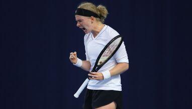 Tenisistka z zespołem EEC zagra w Australian Open