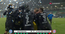 Puchar Niemiec. Holstein Kiel wyeliminowało Bayern po rzutach karnych