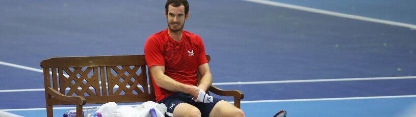 Tenisiści zlatują się do Melbourne. Bez taryfy ulgowej dla Murraya
