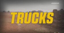 10. etap Rajdu Dakar 2021 - ciężarówki