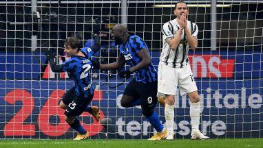 Derby Włoch dla Interu. Juventus bezradny i z coraz większą stratą