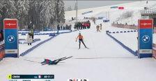 Simon wygrała bieg masowy w Oberhofie