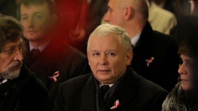 Przemówienie Jarosława Kaczyńskiego