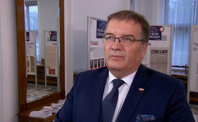 Prezydencki minister Andrzej Dera o nowelizacji ustawy o Sądzie Najwyższym