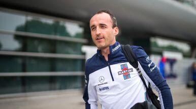 Wpadka oficjalnej strony F1. Przedwcześnie ogłoszono powrót Roberta Kubicy