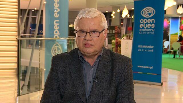Hausner: kryzys wiarygodności Komisji Nadzoru Finansowego