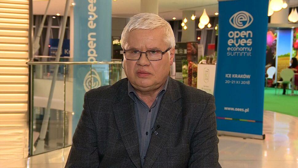 Hausner: kto osłabia wiarygodność instytucji państwowych, osłabia Polskę