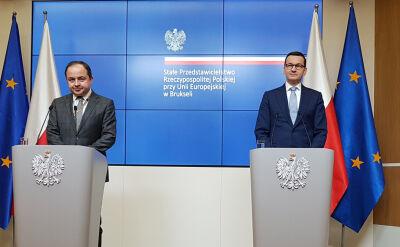 Morawiecki: to był przełomowy dzień, w kluczowej sprawie