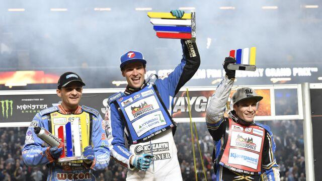 Zmarzlik na podium Grand Prix. Doyle blisko tytułu