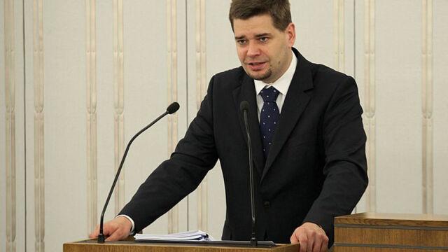 Borys Budka o zatrzymaniu Michała Królikowskiego