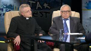 Prof. Krzemiński: Kościół mówił o praworządności. Teraz przestało mu zależeć