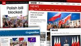 Weto Andrzeja Dudy gorącym tematem zagranicznej prasy