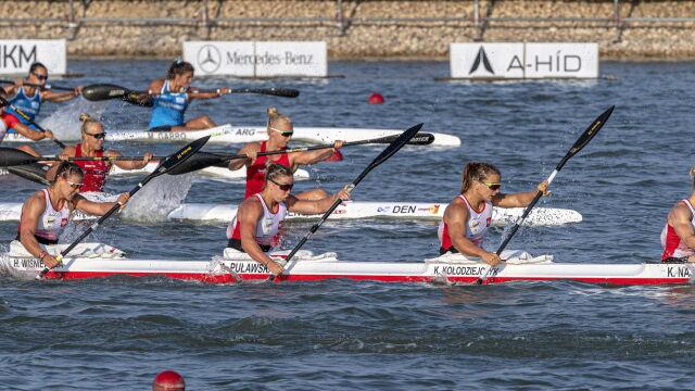 0,05 s do złota. Kolejne medale polskich kajakarzy w mistrzostwach świata