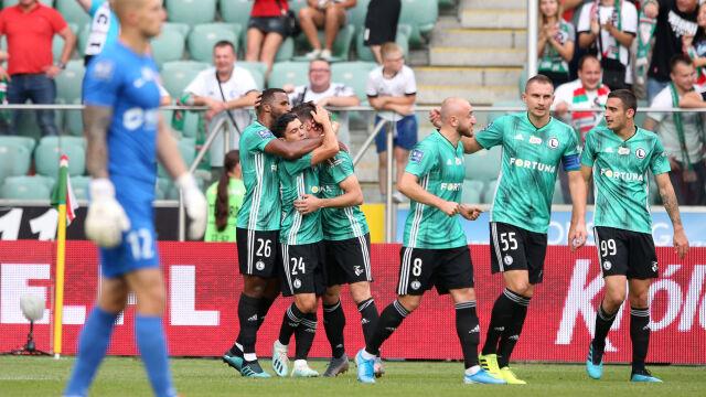 Legia - Rangers. Ostatni krok do Europy