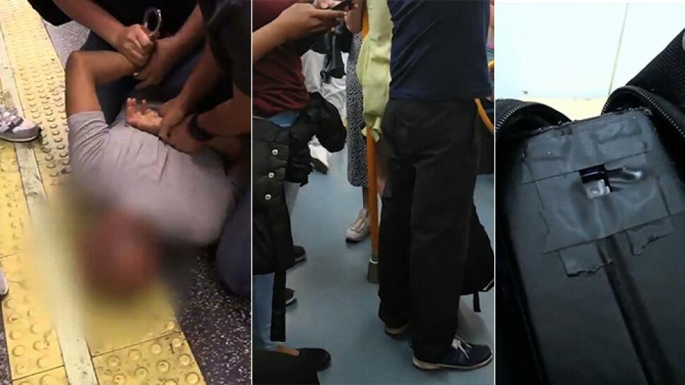 Policja: nagrał miejsca intymne  555 kobiet, wideo wrzucał do sieci
