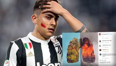 Piłkarz Juventusu w obronie lasów Amazonii.