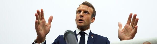 Spotkanie szefów dyplomacji Francji i Iranu. Macron: wszyscy chcą uniknąć konfliktu