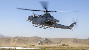 Czechy modernizują armię. Chcą kupić amerykańskie śmigłowce