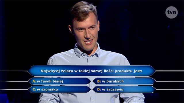Ile żelaza w warzywach? To pytanie za 125 tysięcy złotych