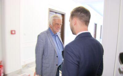 Terlecki o sprawie Piebiaka: nic nie wiem na ten temat