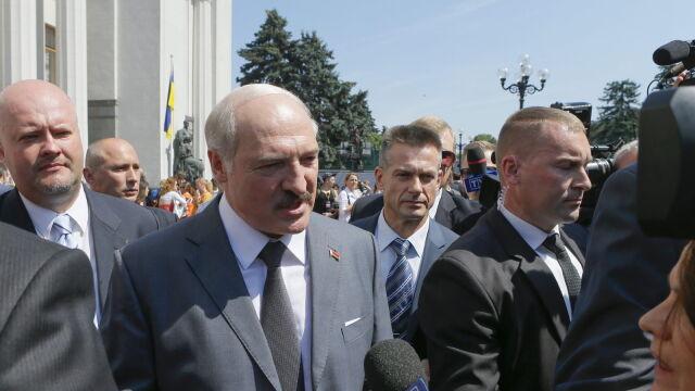 Łukaszenka podkreśla: Krym  jest częścią Ukrainy