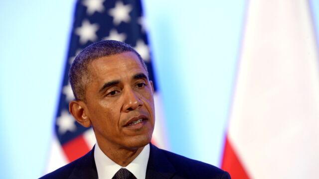 Obama: Większe narody nie mogą zastraszać mniejszych
