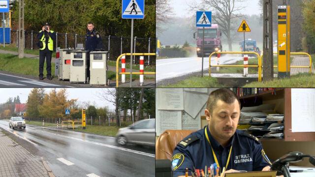 "Komendant pędził 140 km/h.  Wójt: ""mam to w d***e"""