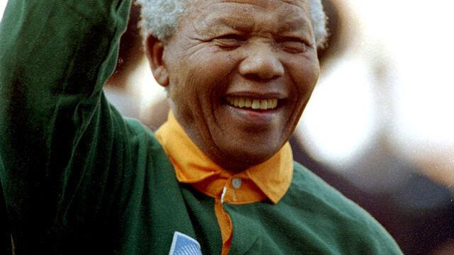 Herbatka u Mandeli. To rugby zjednoczyło RPA?