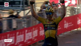 Van Aert wygrał Strade Bianche