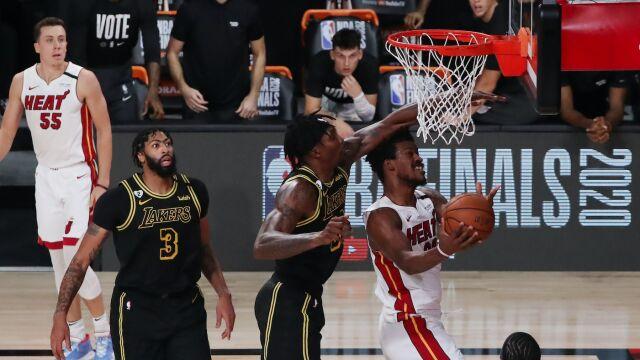 Popis Butlera. Koronacja Lakers odroczona